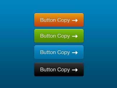 Call to Action Buttons - 365psd