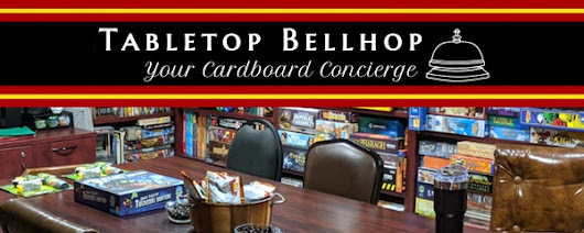 Tabletop Bellhop is creating digital media answering your gaming and game night questions. | Patreon