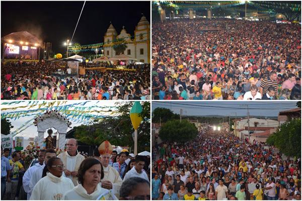 Festa de Sao Joao Batista em Assu 2014