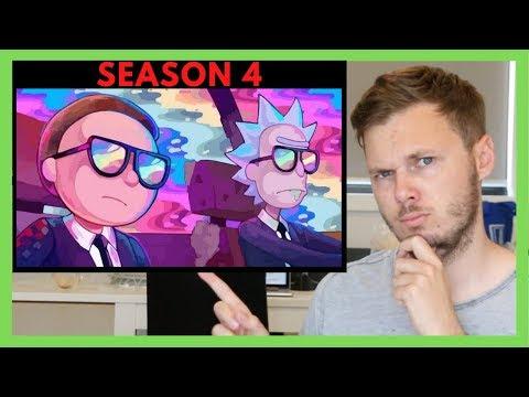 Rick et morty saison 4 netflix