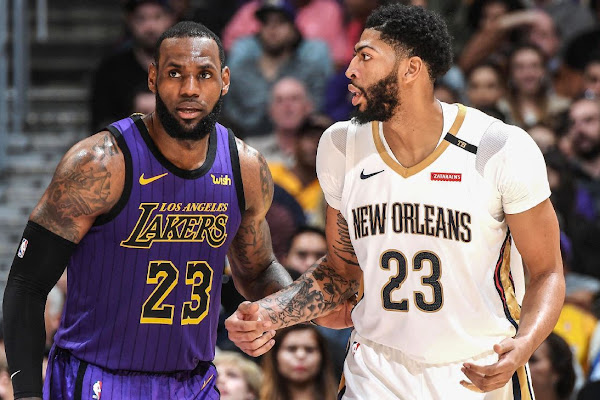 18c9f7c514d Google News - The New Orleans Pelicans aren't trading Anthony Davis ...