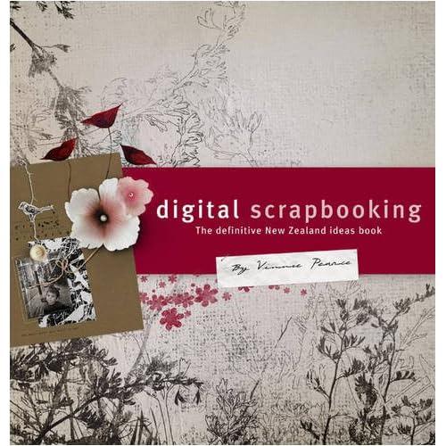 Vinnie Pearce, Digital Scrapbooking