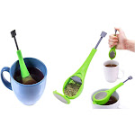 Healthy Total Tea Steeper and Infuser, Filter and Strain for Infusion - Green
