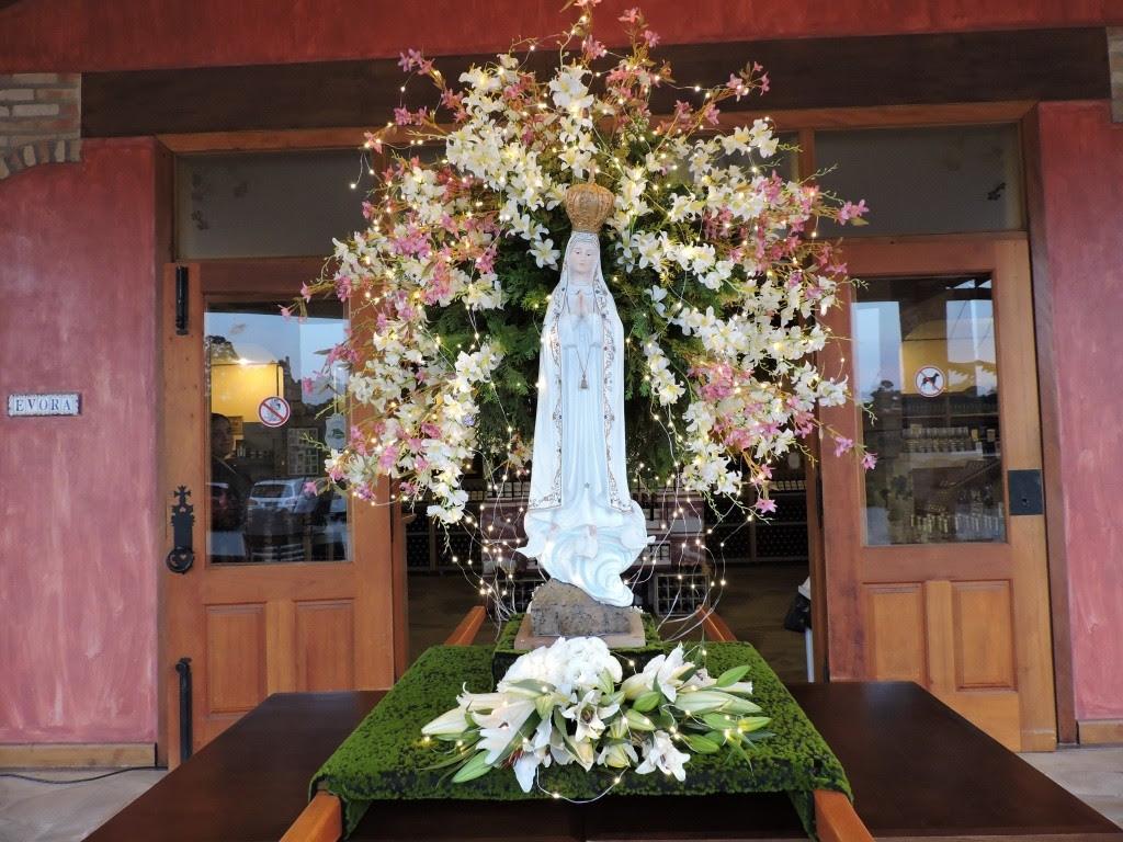 Interior De Sp Tem Novo Local De Devocao A Nossa Senhora De Fatima