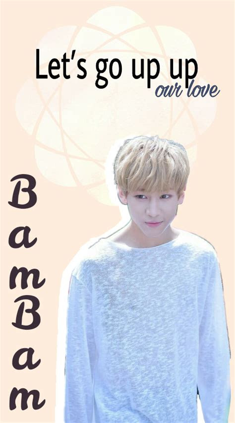 bambam kpop aesthetic  neverever wallpaper backgrou