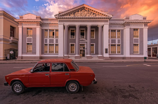 Sunset in Cienfuegos | HDR Photographer