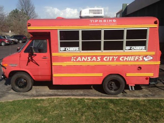 What Is Your Fantasy Tailgate Bus?