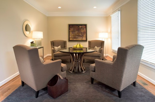 Game Room - eclectic - living room - dc metro - by Kirsten Anthony ...