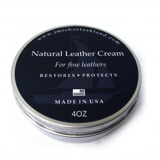 Natural Leather Cream