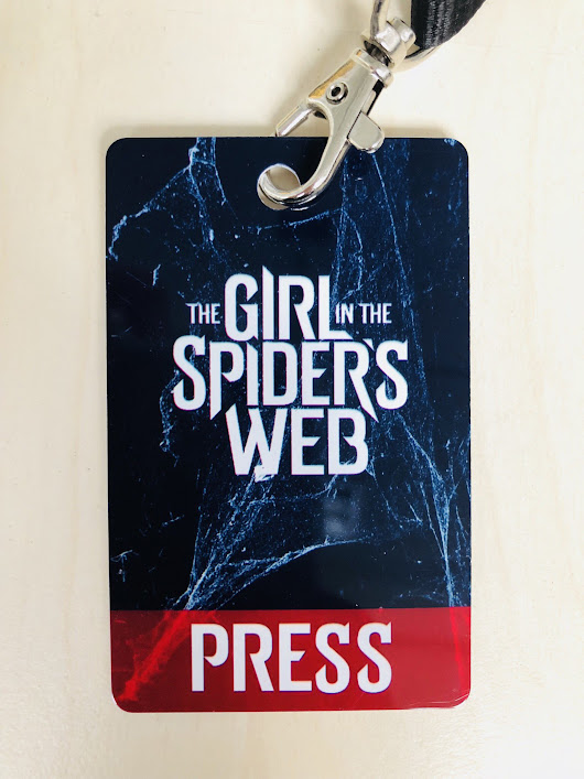 The Girl in the Spider's Web (2018), Movie Cast, Story and Release Date