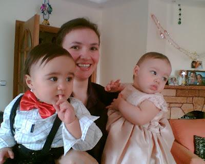 Gözde, Gürkan ve güzel anneleri
