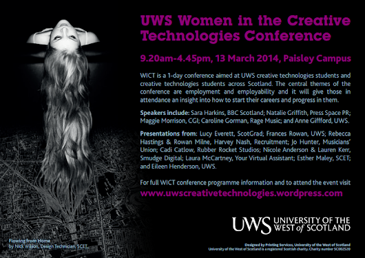Women in the Creative  Technologies Conference