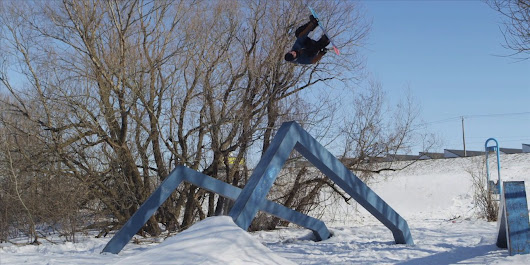 Not Just Another Snowboard Video: SebToots Street Edit 2014 - PROCRASTI NATION The New Kid On The Blogosphere