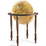 Valencia Globe (antique)
