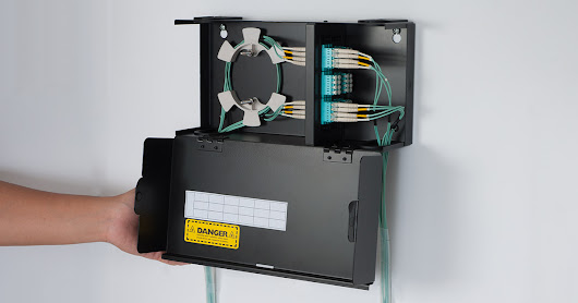 December 2018: ICC Offers Compact Fiber Optic Wall Mount Enclosure | ICC