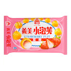 I-MEI, Strawberry Puff - 65g packet