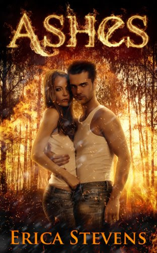 Ashes (Book 2 The Kindred Series) by Erica Stevens