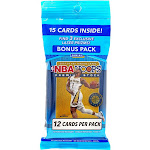 NBA Panini 2019-20 Hoops Premium Stock Basketball Trading Card VALUE Pack [15 Cards]