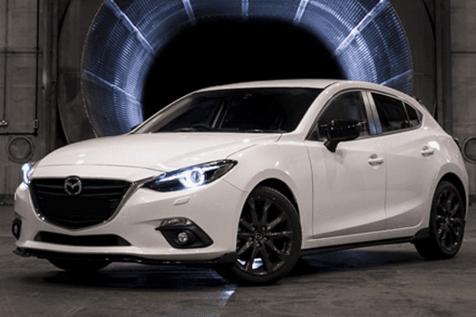 Mazda 3 Fastback is a Versatile Vehicle
