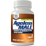 New Vitality Ageless Male | 60 Tabs | Men's Health