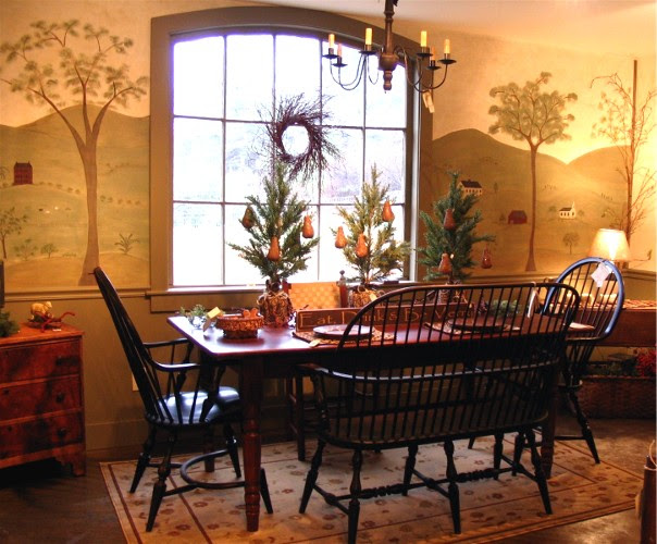Colonial Home Decor | Interior Design Ideas