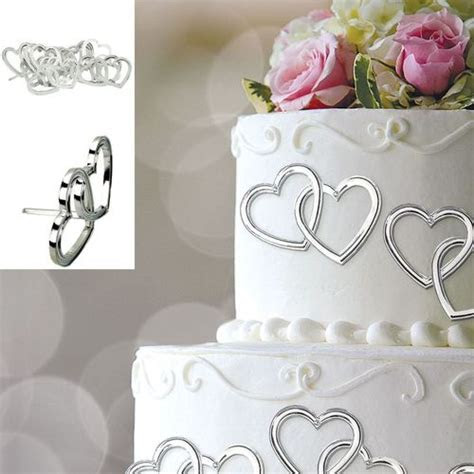 Photo Heart Cake Topper   Cake Decorations