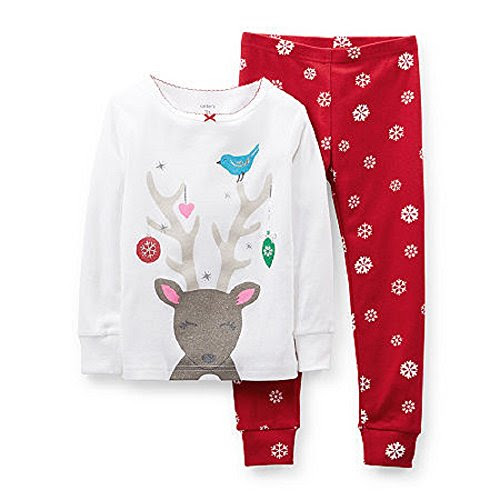 Cutest Baby Girl Christmas Pajamas! | WebNuggetz.com