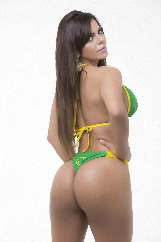 Suzy Cortez, представительница Федерального округа. Miss Bumbum, бразилия, конкурс