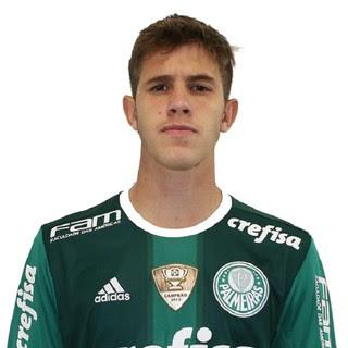 Leo Passos Palmeiras (Foto: Site Oficial do Palmeiras)