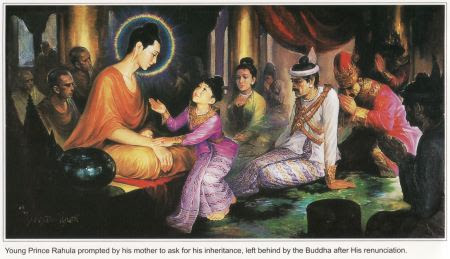 Life of Buddha (34)