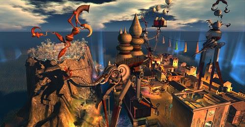Lost Town by Kara 2