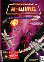 Star Wars: X-Wing CD-ROM.
