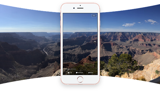 Facebook Rolls Out 360 Photos In Newsfeed With Option to View In Virtual Reality