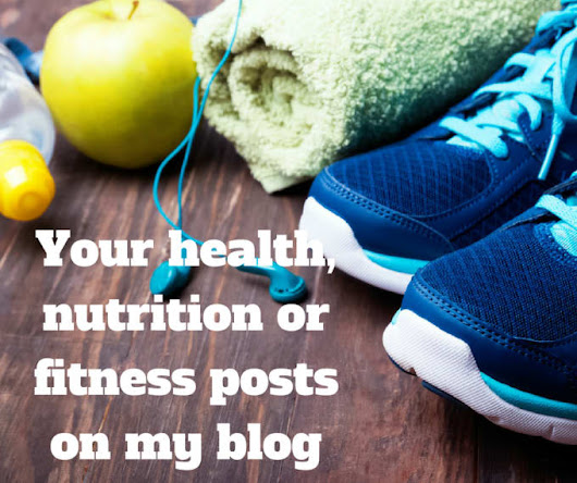 tdeluisi : I will publish your guest post on my health and fitness blog for $5 on www.fiverr.com