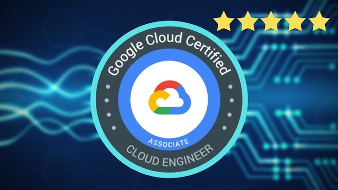 [100% Off UDEMY Coupon] - Google Cloud Platform Associate Cloud Engineer Practice Test
