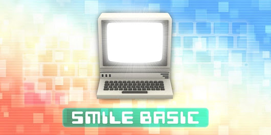 SmileBASIC will Release this Week in Europe! [ Check it out ]
