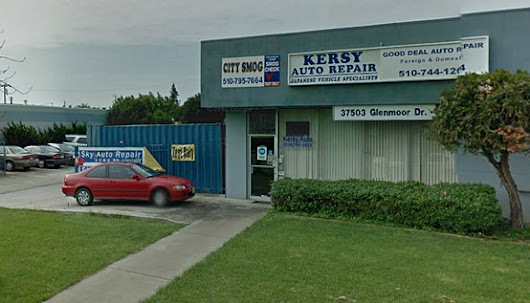 Kersy Auto Repair - Home