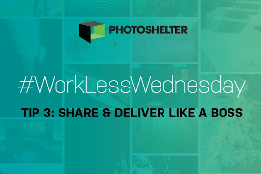 5 Simple Ways to Share & Deliver Images to Your Clients | PhotoShelter Blog