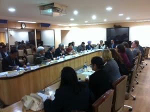 Indo-Swedish joint working group