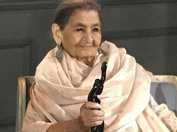 Gulabo Sitabo actress Farrukh Jaffar passes away