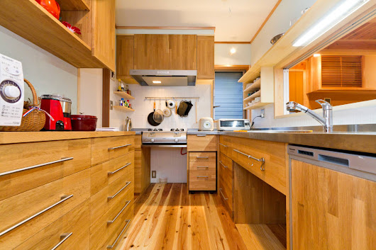 ​8 Modular kitchen designs for a small apartment
