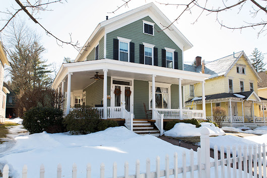 House of the Week: Victorian in Ballston Spa