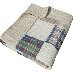 Greenland Home Oxford Throw