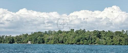 Orillia - Lake Simcoe Near the Narrows