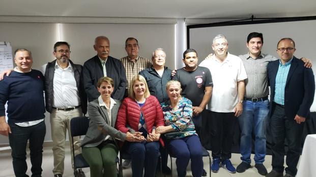 Nova comissão executiva CEI