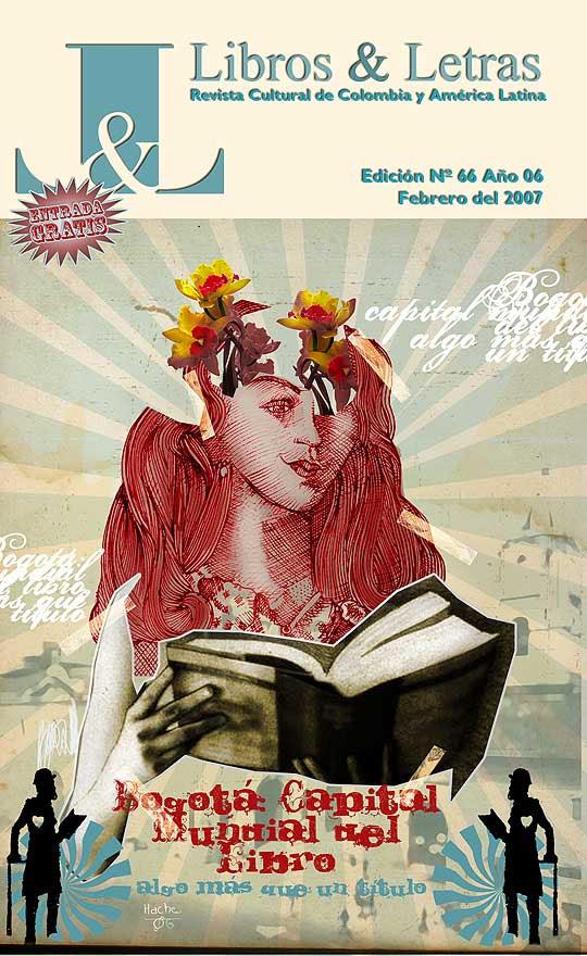 Ilustración y diseño para Libros y Letras