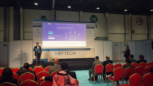 Crowd Valley at MEFTECH 2017 in Abu Dhabi