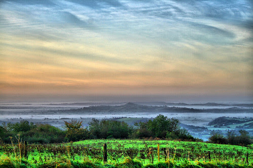 Glastonbury Tor by dekerf24