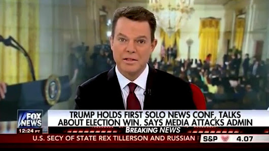 Fox Host Shep Smith Goes OFF On Trump: Everything You Say Is A Lie And You Treat Us Like Fools [VIDEO] - Joe.My.God.
