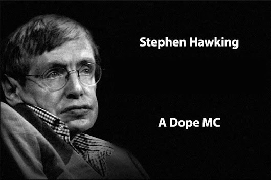 For Your Wednesday Listening Pleasure: E=MC Hawking